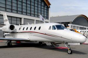 Business-Jets auf der AERO mit neuen Ausstellern