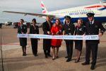 British Airways fliegt von Hannover nach London Heathrow