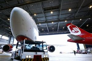 Drei Jahre airberlin technik – Schon 100 Flugzeuge von Drittkunden