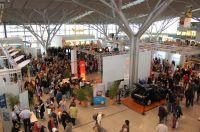 Airport-Festival in Stuttgart mit Kofferversteigerung