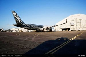 A350 XWB landet erstmals in den USA: Temperatur-Tests am Limit