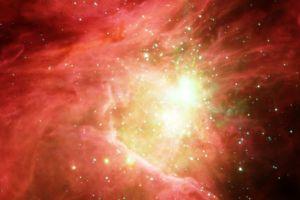 Flugzeug-Sternwarte SOFIA liefert erste Fern-IR-Bilder zur Sternentstehung