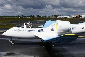 Efan: Elektrisches Flugzeug auf der ILA Berlin