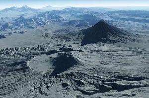 Radarsatelliten TanDEM-X: Höhenmodelle gehen online