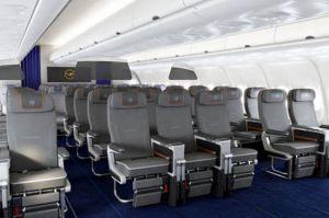 Lufthansa mit Angeboten zum Start der neuen Premium Economy Class