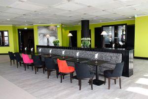 Neue VIP-Räume im Flughafen Frankfurt mit Fitness-Bereich