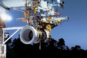 Getriebefan: MTU-Niederdruckturbine besteht Stresstest