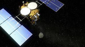 Persönliche Grüße zum Asteroiden senden: MASCOT nimmt Namen mit