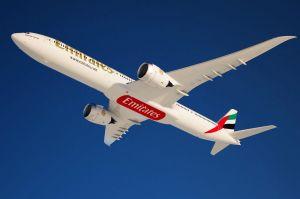 Emirates bestellt 150 Flugzeuge der Boeing 777X