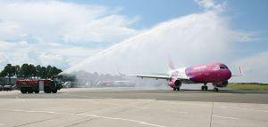 Wizz Air verbindet Dortmund Airport mit Walachai