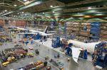 Everett: Boeing produziert nun fünf 787 Dreamliner pro Monat