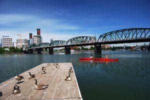Condor startet 2015 Verbindung Frankfurt – Portland, Oregon