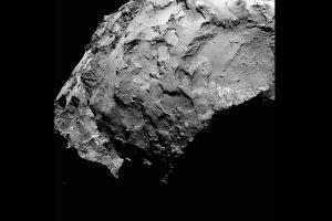 """Sonnige Aussichten für Kometenlander Philae an """"Landestelle J"""""""