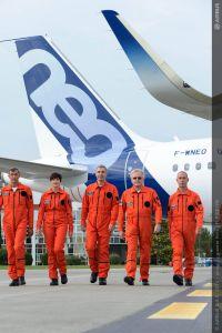 A320neo absolviert erfolgreichen Erstflug über Südfrankreich