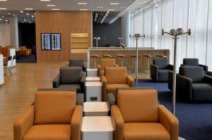 Lufthansa nimmt Lounge im