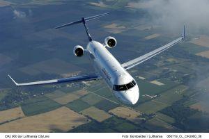 Lufthansa CityLine hat die Verwaltung von Köln nach München umgezogen