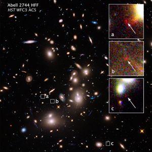 NASA entdeckt vielleicht entfernteste Galaxie