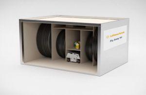 Modulares Ersatzteile-Kit zu mehr Sicherheit für VVIP-Flugzeuge