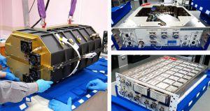 """Raumkapsel bringt Plasmakristall-Labor """"PK-4"""" zur ISS"""