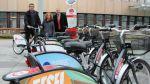 Flughafen Nürnberg bekommt Fahrrad-Leihstation