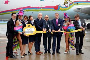 Condor flog volles Flugzeug erstmals von Köln/Bonn nach Kuba