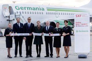 Germania bringt vier neue Urlaubsziele nach Berlin-Schönefeld
