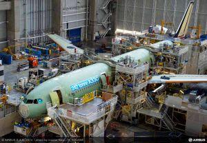 Airbus baut erste A330 mit 242 Tonnen Höchstabfluggewicht