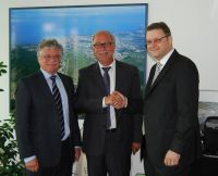 Flughafen Friedrichshafen GmbH mit neuer Geschäftsführung