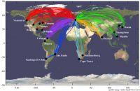 50 mal um die Welt - Atmosphärenforschung mit dem Messcontainer