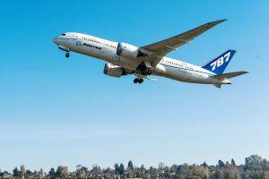 Boeing 787 ecoDemonstrator testet 25 Technologien