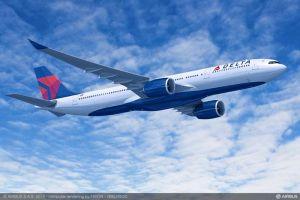 50 Airbus A330 und A350 für Delta Air Lines