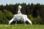 TOGS: Optische Kommunikation mittels Infrarot-Laser - Schnell und mobil