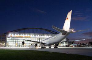 A340-300 als Evakuierungsflugzeug für Ebola-Patienten einsatzbereit