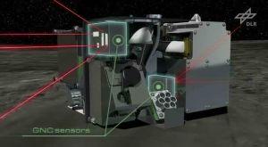 MASCOT Asteroidenlander vor dem Start in Japan