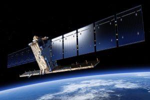 Datenübertragung per Laser über 36.000 Kilometer im All