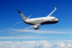 Boeing Business Jet absolviert extremen Langstreckenflug