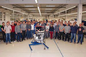 AE300 Diesel-Flugmotor feiert 1000. Einheit – 180 PS