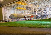 Rumpfmontage des ersten Airbus A350 XWB abgeschlossen