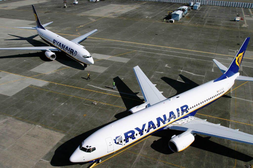 Ryan Air Hahn