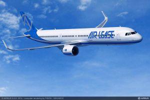 Airbus A321neo 97t für Transatlantikrouten im Anmarsch