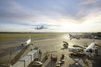 Boeing 787 Dreamliner der LOT zum ersten mal in Wien