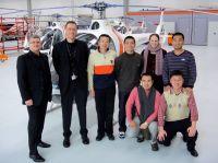 Heli Aviation bildet Hubschrauberpiloten der Dalian Police aus