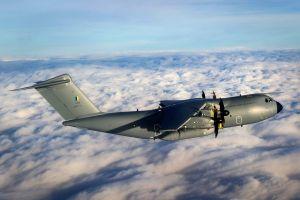 RMAF erhält ihren ersten Airbus A400M