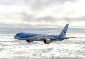 Boeing, TUI und NASA testen auf ecoDemonstrator 757