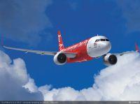 100 Airbus A320 für AirAsia