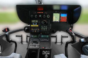 Utility-EC145: Einfaches Cockpit und größere Lasten