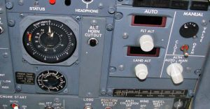 Boeing 737 im Notsinkflug: Kabinendruck-Controller