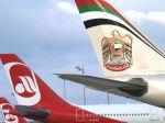 Etihad Airways und airberlin: Kooperation trägt erste Früchte