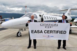 Cessna Citation Latitude noch besser – Ok für Citation CJ3+