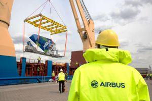 Airbus schickt erste Teile zur Flugzeugproduktion in die USA